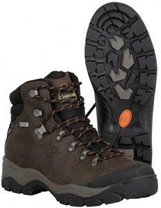 Prologic Boty Kiruna Leather Boot Dark Brown - 45 - 10