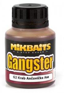 Mikbaits Dip Gangster 125ml - G4 Squid Octopus