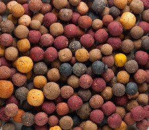 Mivardi Vnadící boilies Rapid - Multi mix - 2,5kg