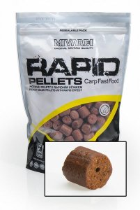 Mivardi Pelety Rapid Extreme Spiced Protein 1kg - 4mm