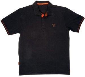 Fox Polokošile Polo Shirt Black/Orange - vel. S