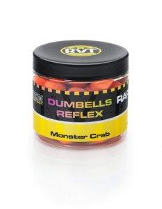 Mivardi Plovoucí boilie Rapid Dumbells Reflex 70g - Monster Crab 18 mm