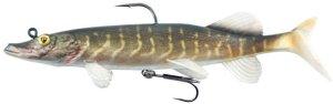 Fox Rage Gumová nástraha Replicant Realistic Pike 155g 25cm - Super Natural Pike