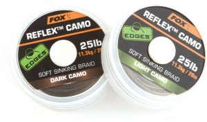 Fox Šňůra Edges Reflex Camo 20m - Light camo 15lb