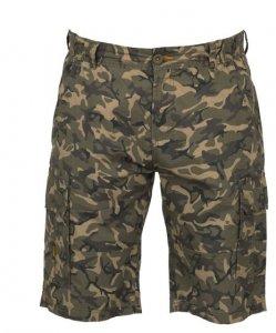 Fox Kraťasy Chunk Leightweight Cargo Shorts Camo - vel. M