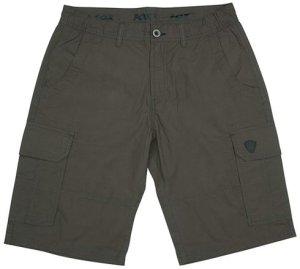 Fox Kraťasy Green & Black Lightweight Cargo Shorts - vel. S