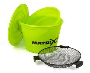 Matrix Kbelík Bucket Set Lime 20l