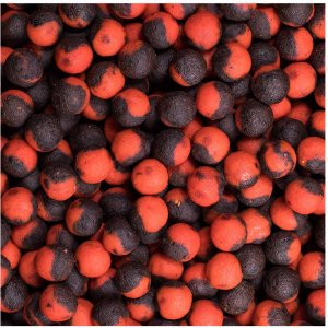 LK Baits Boilies DUO X-Tra 1kg 24mm Sea Food/Compot NHDC