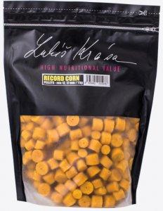LK Baits Pelety world record carp corn 1kg 12-17mm