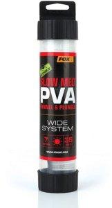 Fox PVA Punčocha EDGES Slow Melt PVA Mesh System 7m - 35mm Wide