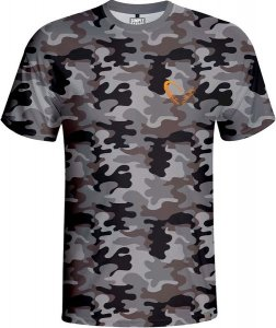 Savage Gear Triko Simply Savage Camo T-shirt - S