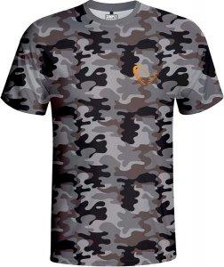 Savage Gear Triko Simply Savage Camo T-shirt - M