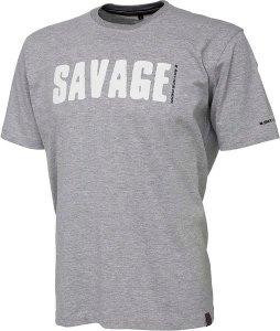 Savage Gear Triko Simply Savage Tee - M