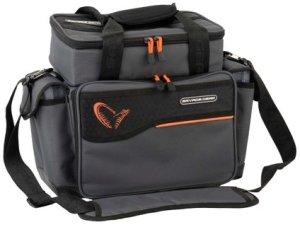 Savage Gear Taška na nástrahy Lure Bag M + 6 boxů