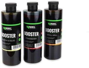 Nikl Booster 250ml - Ananas & Butyric