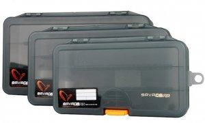 Savage Gear Boxy Lure Boxes - no.3 (18.6x10.3x3.4cm)