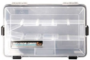 Savage Gear Voděodolný box Waterproof boxes - nbr.9 (35.5 x23x9.2cm)