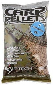 Bait-Tech Pelety Fishmeal Carp Feed Pellets 2kg - 8mm