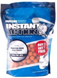 Nash Boilie Instant Action Monster Crab - 12mm 1kg