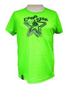 R-Spekt Dětské tričko Carp Star fluo green - 11/12 yrs