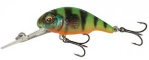 Savage Gear Wobler 3D Goby Crank Firetiger - 40mm 3.5g