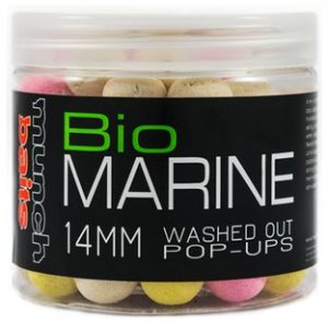 Munch Baits Plovoucí boilie Washed Out Pop-Ups Bio Marine 100g - 14mm