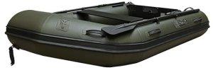 Fox Nafukovací člun 240 Green Inflable Boat 2,4m - Air Deck Black