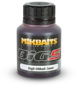 Mikbaits Big ultra dip 125ml - BigS Oliheň&Javor