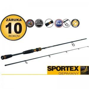 Přívlačový prut Sportex Black Arrow G2 BA2414,240cm,60g