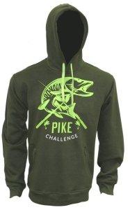 Zfish Mikina Hoodie Pike Challenge - L