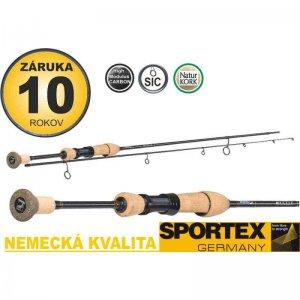 Přívlačové pruty Sportex Mystix Trout UL 2-díl 195cm 1-7g