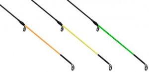 Delphin Feederové Špičky pro prut Hybrix - zelená-medium