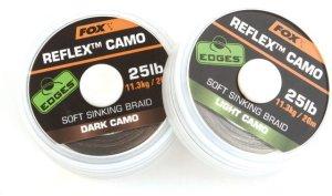 Fox Šňůra Edges Reflex Camo 20m - Camo 25lb