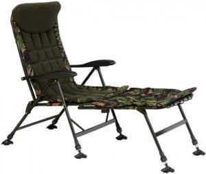 Giants Fishing Sedačka Komfy 2in1 Camo Chair