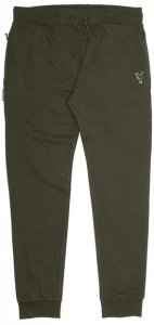 Fox Tepláky Collection Green Silver Lightweight Jogger - S