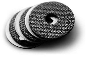 Delphin Karbonové podložky 20,30,40 18mm 3ks