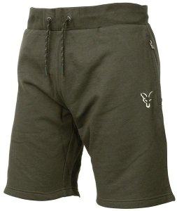 Fox Kraťasy Collection Green & Silver Lightweight Shorts - L