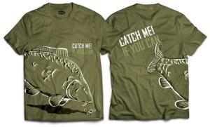 Delphin Tričko Catch me! - 3XL