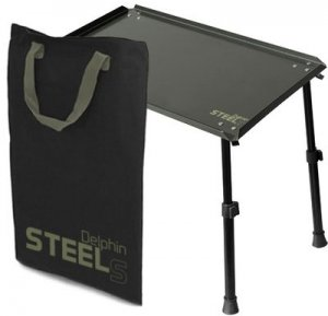 Delphin Kaprařský stolek Steels L