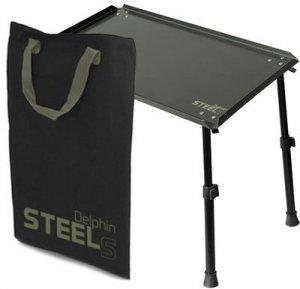 Delphin Kaprařský stolek Steels XL