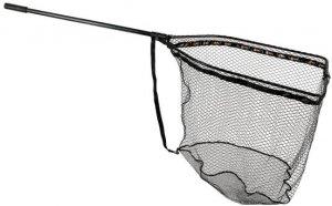 Zeck Přívlačový podběrák Folding Rubber Net M