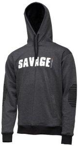 Savage Gear Mikina Logo Hoodie - M