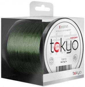 Delphin Tokyo green 7200m 0.261mm