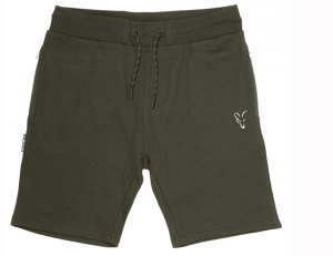 Fox kraťasy Collection GREEN & SILVER Lightweight Shorts velikost: L