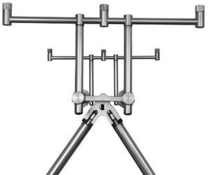 Delphin Hrazdy pro 4 pruty ke stojanu RPX-4 Silver 2ks