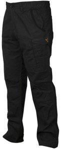 Fox Kalhoty Collection Black & Orange Combat Trousers - S