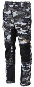 Savage Gear Kalhoty Camo Trousers - XL