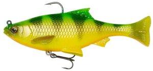 Savage Gear Gumová Nástraha 3D Pulse Tail Roach Firetiger 2ks - 10cm 17,5g