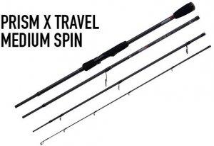 Fox Rage Prut Prism X Travel Med Spin 240cm 15-35g 4pc