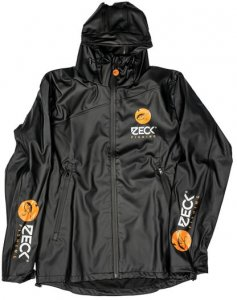 Zeck Přívlačová bunda do deště Rain Jacket Predator - L